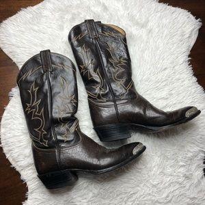 Vintage Tony Lama Men's Western Boots 6283
